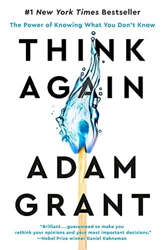 Think Again book cover