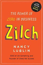 image of Zilch by Nancy Lublin