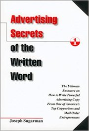 Joseph Sugarman copywriting book cover