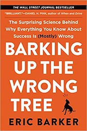 book cover of Barking up the Wrong Tree