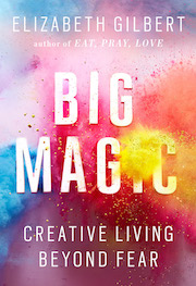 book cover of Big Magic