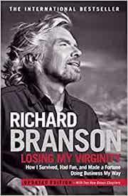 Brandon biography book cover