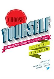 Choose Yourself book cover