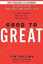 book cover of Good to Great