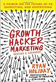 Growth Hacker book cover