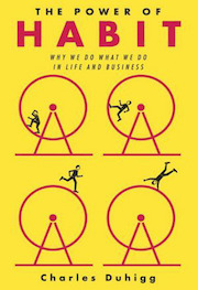 book cover of The Power of Habit