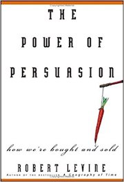 Power of Persuasion book cover