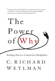 book cover of The Power of Why