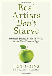 book cover of Real Artists Don't Starve