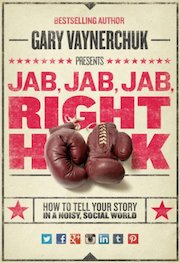 Jab, Jab, Jab, Right Hook book cover