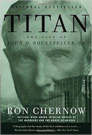 Titan biography book cover