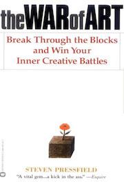War of Art book cover